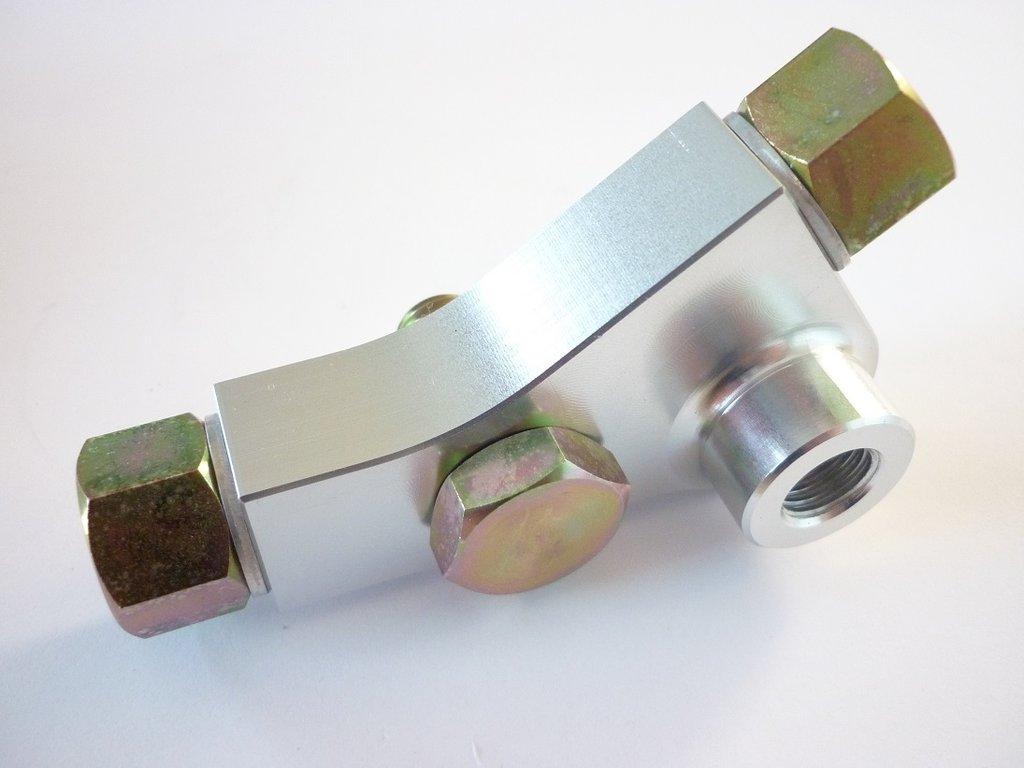 Bmw M50 M52 S50 S52 E36 Sensor Adapter 214 Ldruckanzeige