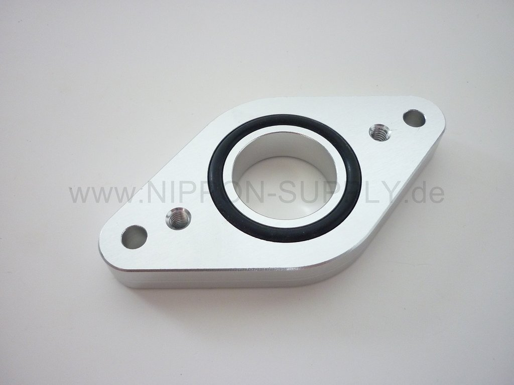 Mazdaspeed 3 Greddy Bov flange black