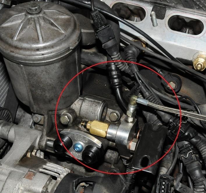 Bmw Z3 Turbo: BMW M50 M52 S50 S52 E36 Sensor Adapter Öldruckanzeige