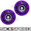 SICKSPEED +SUPER LOUD+ Hupen Set lila 118dB